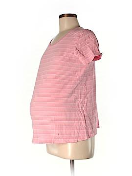 Duo Maternity Short Sleeve T-Shirt Size S (Maternity)