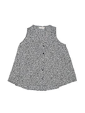 Soprano Sleeveless Blouse Size 10