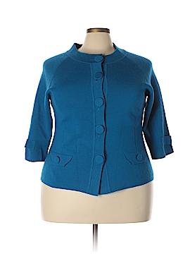 Semantiks Wool Cardigan Size 2X (Plus)