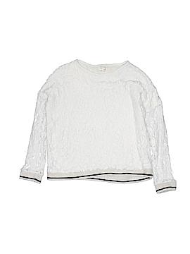 Zara Long Sleeve Blouse Size 8