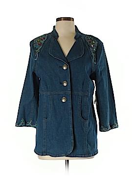 City Girl Denim Jacket Size M
