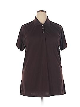 Harriton Short Sleeve Polo Size 2X (Plus)