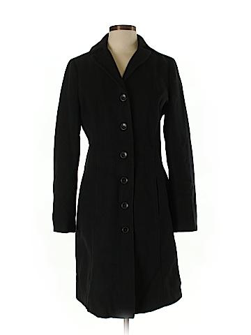 Eddie Bauer Wool Coat Size M (Tall)