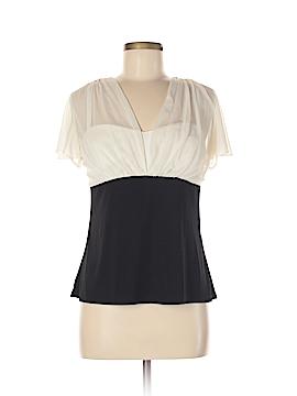 Onyx Nite Short Sleeve Top Size M