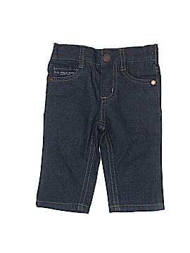 U.S. Polo Assn. Jeans Size 3-6 mo