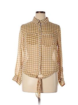 Avenue Long Sleeve Blouse Size 16 (Plus)