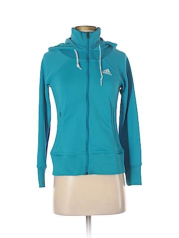 Adidas Zip Up Hoodie Size S