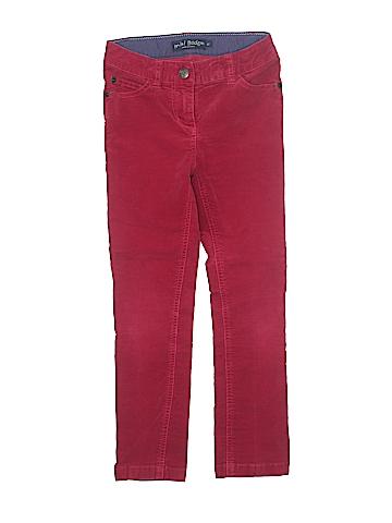 Mini Boden Velour Pants Size 7