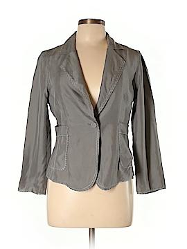 Newport News Silk Blazer Size 10