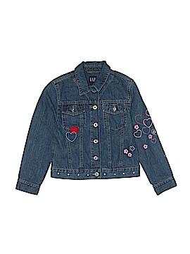Gap Kids Denim Jacket Size M (Kids)
