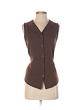 A LINE ANNE KLIEN Tuxedo Vest Size S