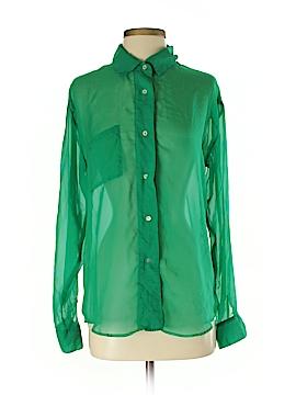 Patterson J. Kincaid Long Sleeve Blouse Size XS