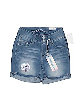 Wall Flower Denim Shorts Size 0