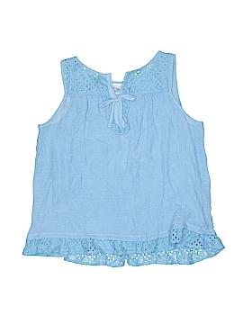 D-Signed Sleeveless Blouse Size 14 - 16