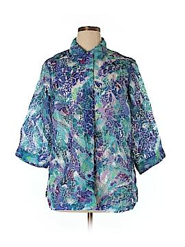Allison Daley 3/4 Sleeve Blouse Size 16
