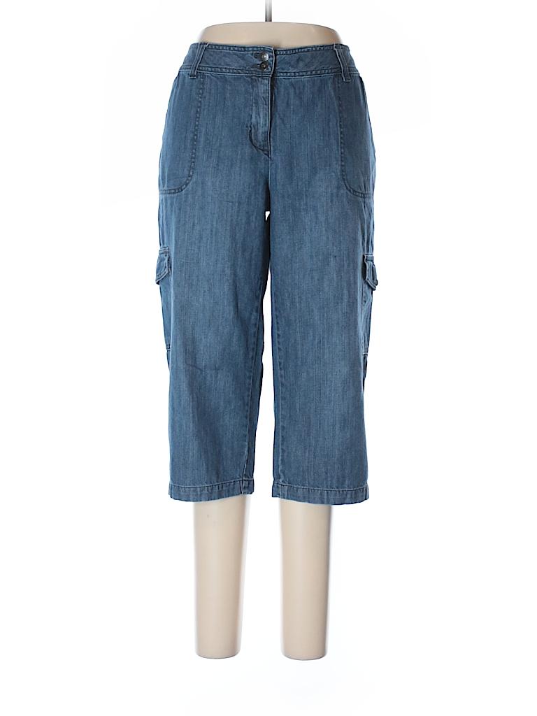 Liz Claiborne Women Cargo Pants Size 14