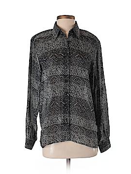 BonWorth Long Sleeve Button-Down Shirt Size XS