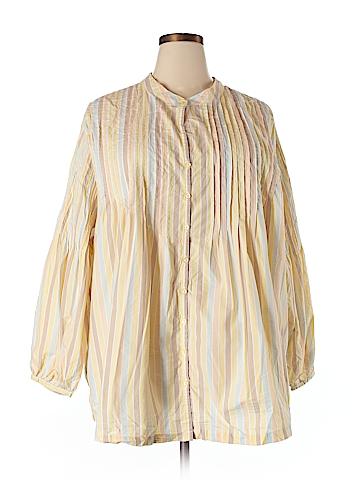 Denim & Supply Ralph Lauren Long Sleeve Button-Down Shirt Size 32W (Plus)