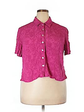 KSL Short Sleeve Blouse Size 18 (Plus)