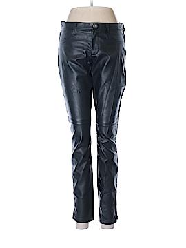 Banana Republic Faux Leather Pants Size 2