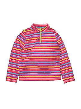 Garnet Hill Fleece Jacket Size X-Large (Youth)