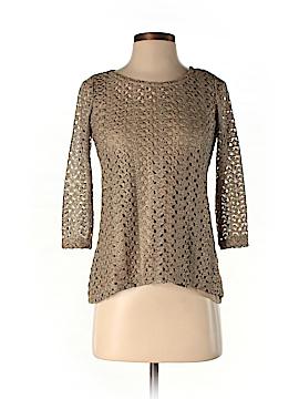 JM Collection 3/4 Sleeve Blouse Size P (Petite)