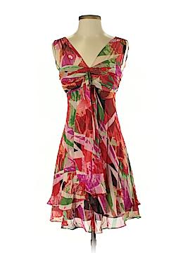 Donna Ricco Casual Dress Size 2 (Petite)