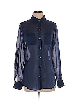Calypso St. Barth Long Sleeve Button-Down Shirt Size S