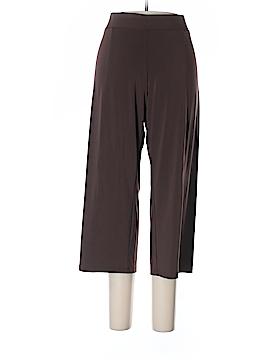 CAbi Velour Pants Size XL