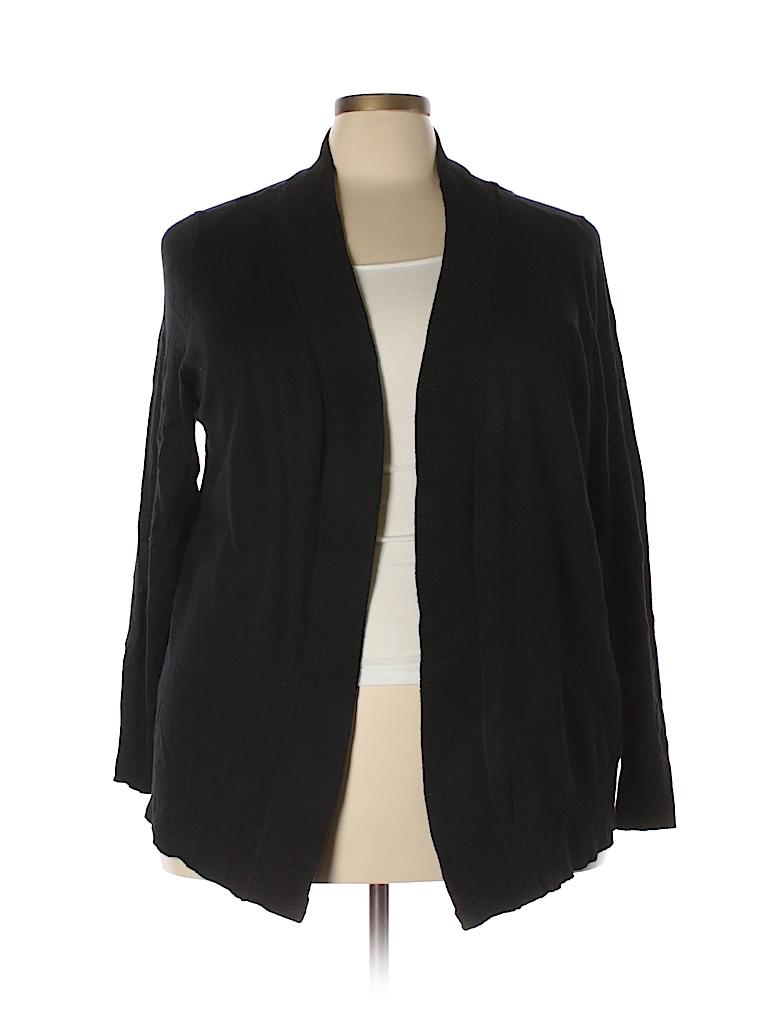 Worthington Women Cardigan Size 3X (Plus)