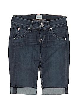 Hudson Jeans Denim Shorts 24 Waist
