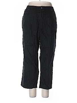 Jones New York Signature Khakis Size 22W (Plus)