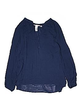 H&M L.O.G.G. Long Sleeve Blouse Size M