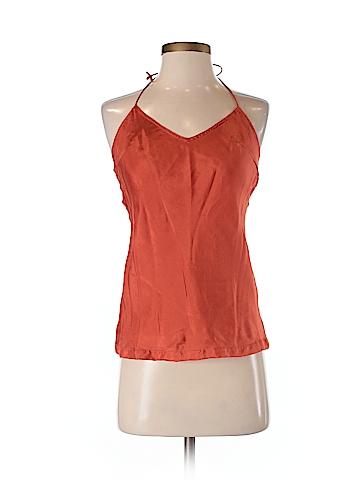Anokhi Sleeveless Silk Top Size XS