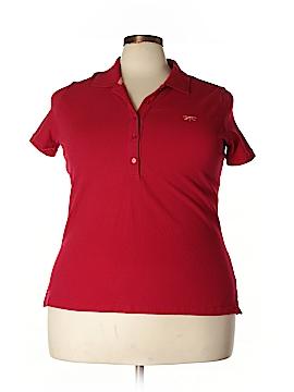 Talbots Short Sleeve Polo Size 2X (Plus)