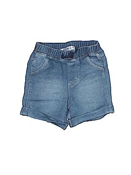 Cherokee Denim Shorts Size 3-6 mo