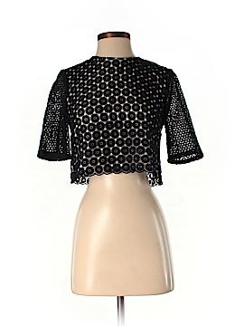 A.L.C. Short Sleeve Blouse Size S
