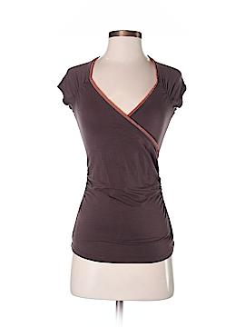 Ric Rac Short Sleeve Top Size XS