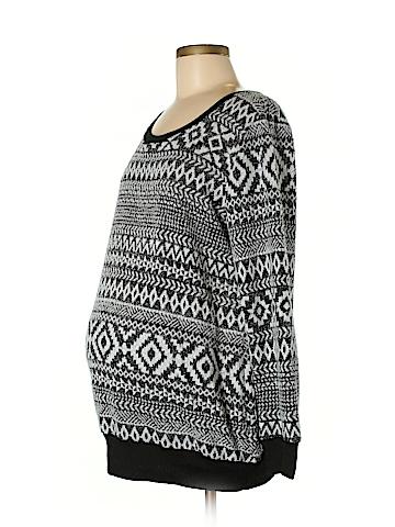 Three Seasons Maternity Pullover Sweater Size XL (Maternity)