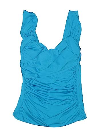 Badgley Mischka Swimsuit Top Size 4