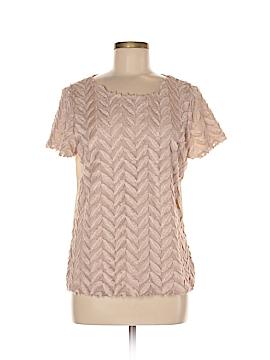 Weston Short Sleeve Blouse Size L