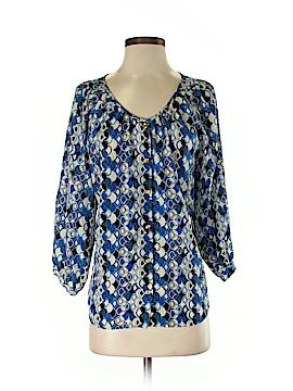 Sunny Leigh 3/4 Sleeve Blouse Size S