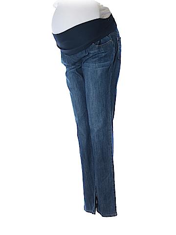 Liz Lange Maternity Jeans Size 8L Maternity (Maternity)