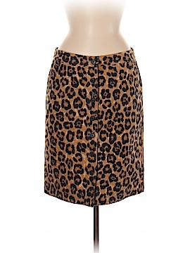 Lauren by Ralph Lauren Denim Skirt Size 6 (Petite)