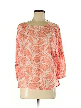 Ann Taylor LOFT Outlet 3/4 Sleeve Blouse Size M (Petite)