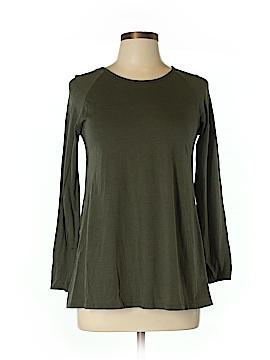 Qi Long Sleeve T-Shirt Size L