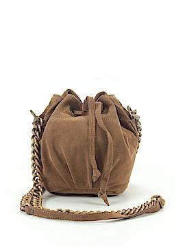 Tylie Malibu Leather Crossbody Bag One Size