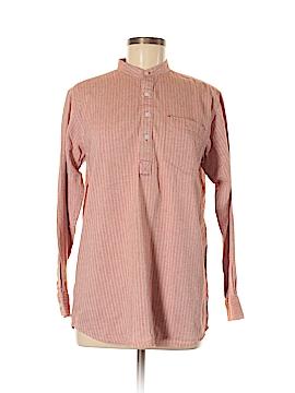 Sahalie Long Sleeve Blouse Size S