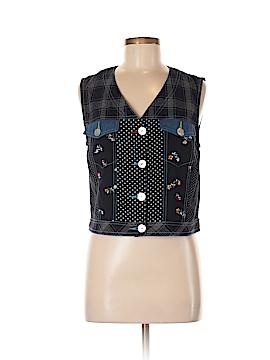 Carole Little Vest Size M