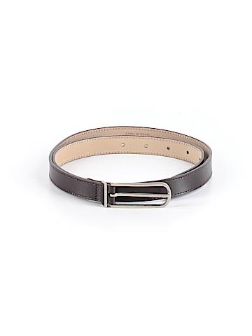 Ann Taylor Leather Belt Size M